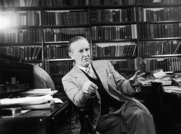 How could i start an introduction paragraph on an essay about j.r.r. tolkien?