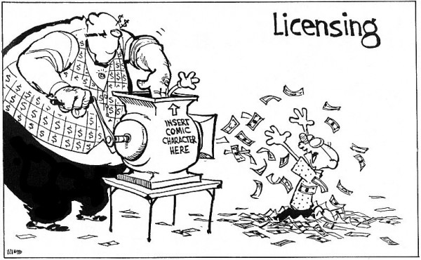 clicensing