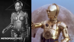 Iconic Droids With Striking Similarities
